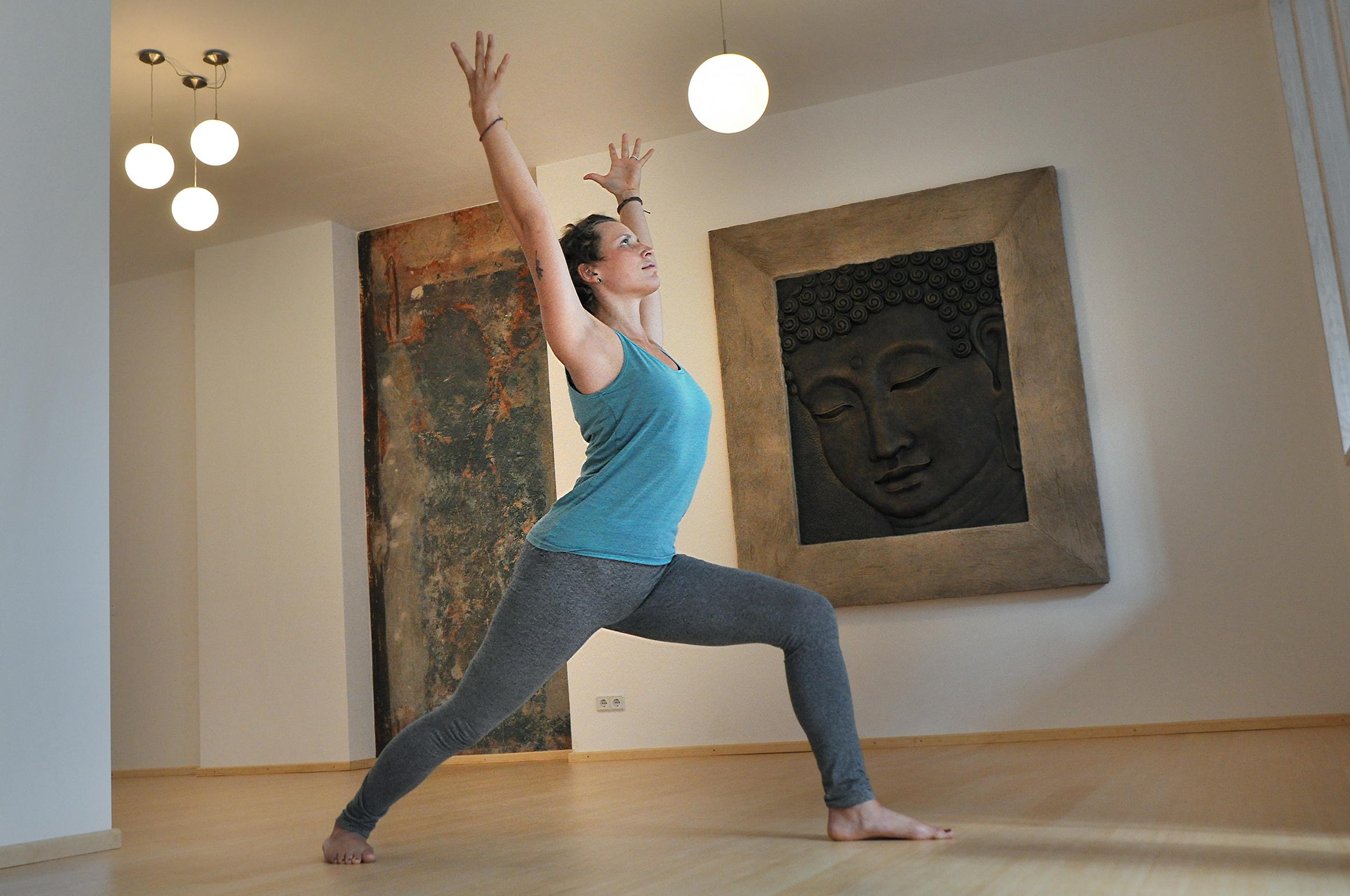 Yoga für Erwachsene – inklusiv